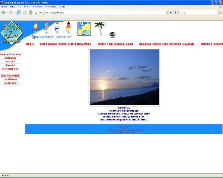 Mar Azul - Camping - Almeria