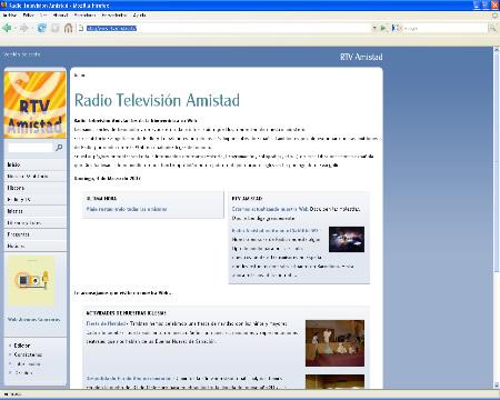 Radio Amistad - Emisoras de Radio - Almería