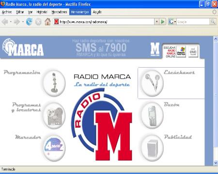 Radio Marca Almería  - Emisoras de Radio - Almería